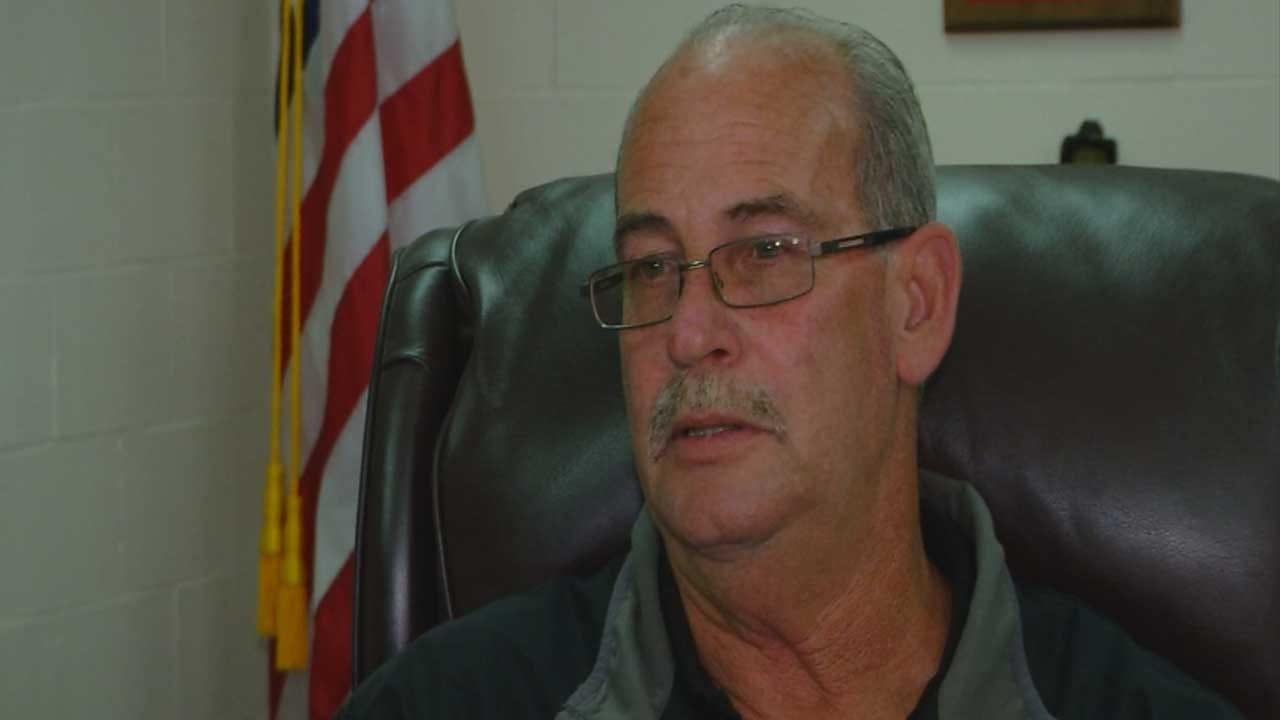 Wife Runs Over, Kills Husband In Pottawatomie County