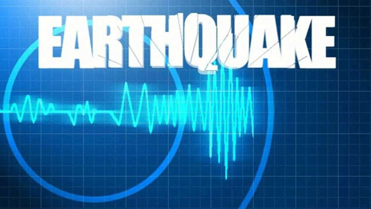 3.6 Magnitude Earthquake Rattles Major County