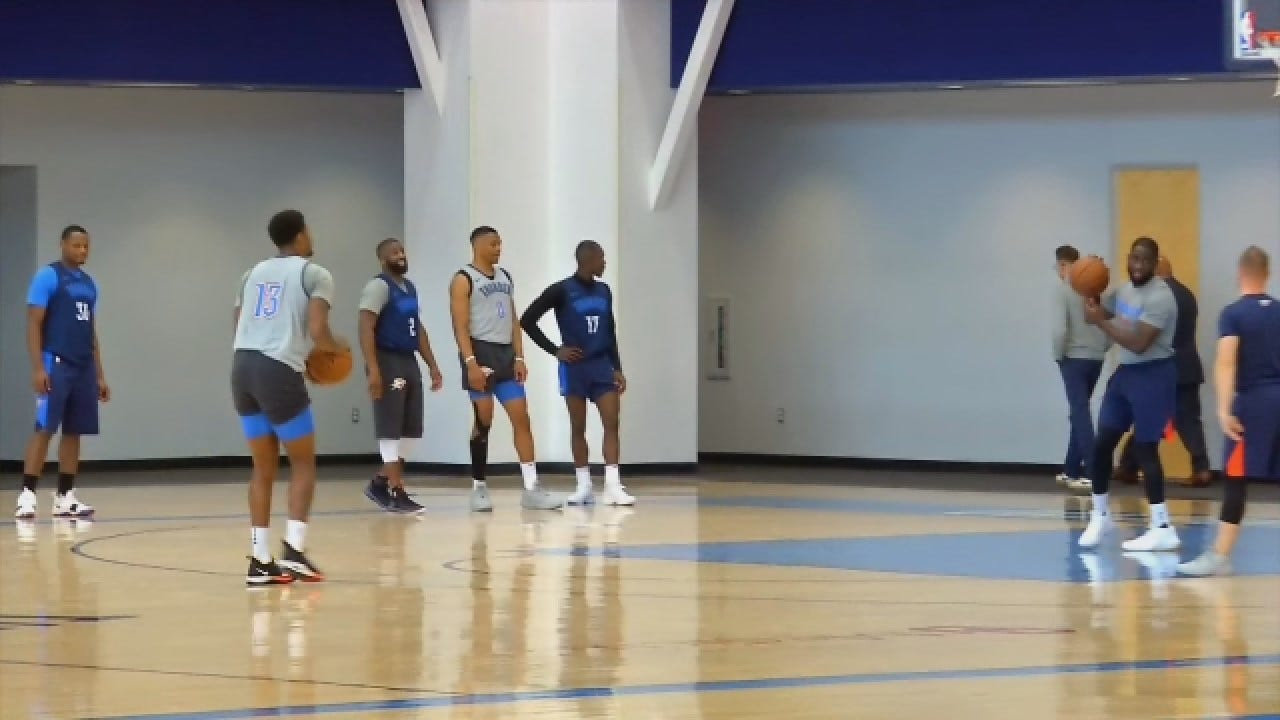 Thunder Utilizing Practice Days As They Seek First Win
