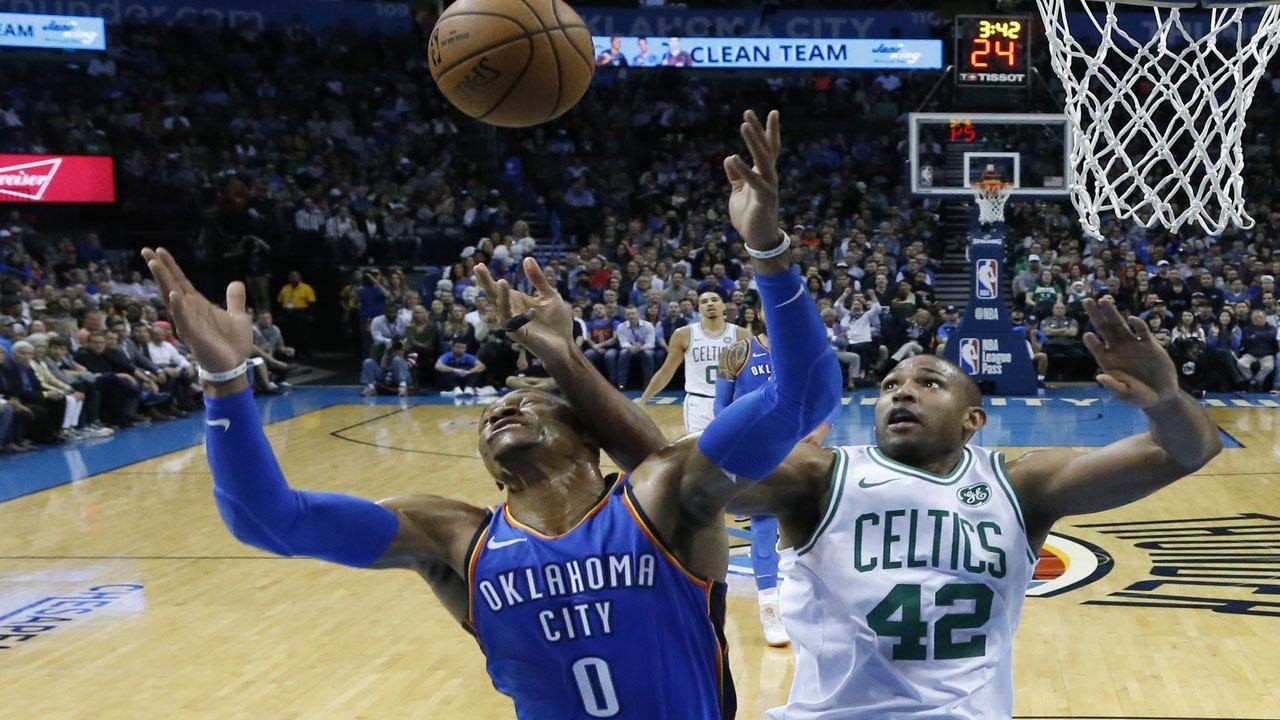 Celtics Rally To Top Winless Thunder 101-95
