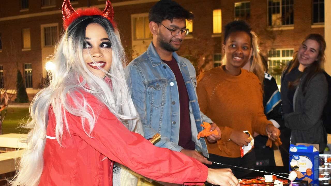 [UNFILTERED]: OU Transfer Students Host Annual OATStoberfest Event