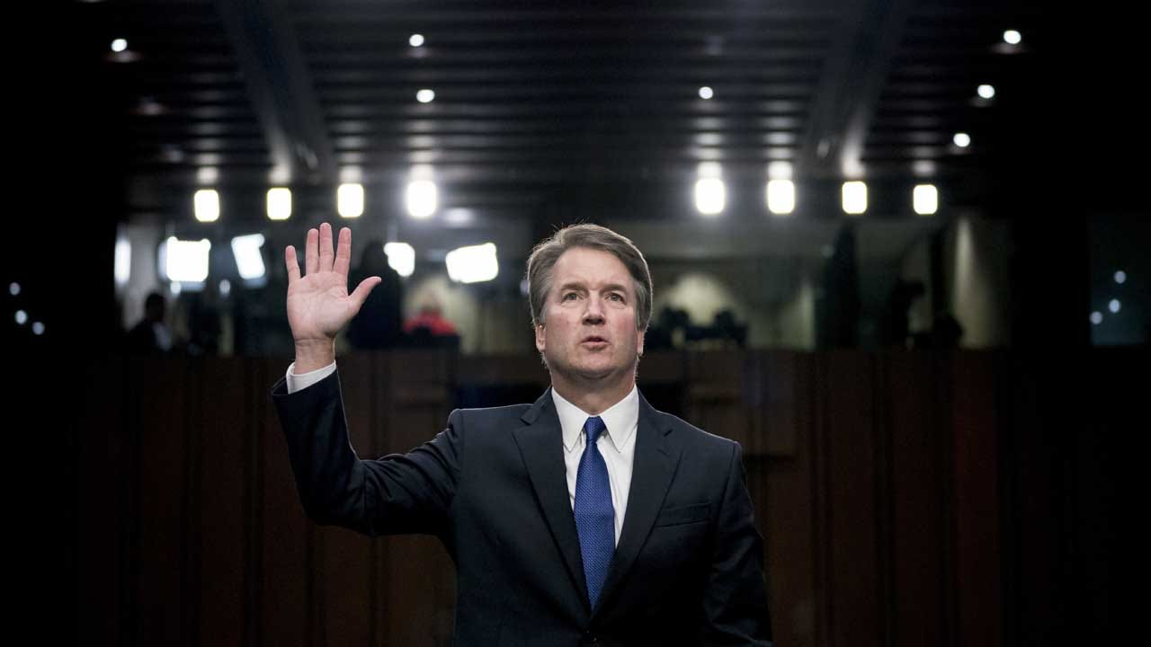 Kavanaugh Advances In 1st Senate Floor Vote With Final Outcome Still Unclear