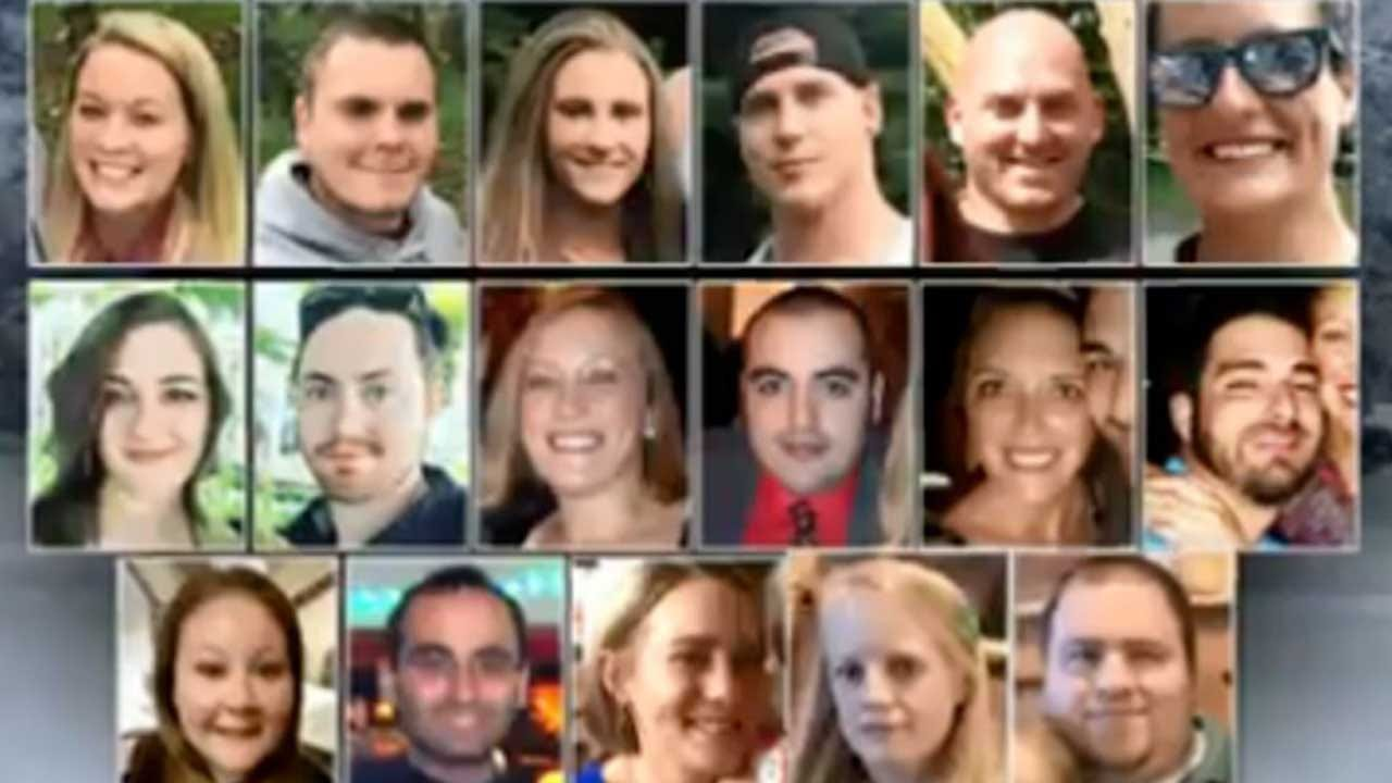 Limo Crash Victims Include Sisters, A Teacher And Newlyweds