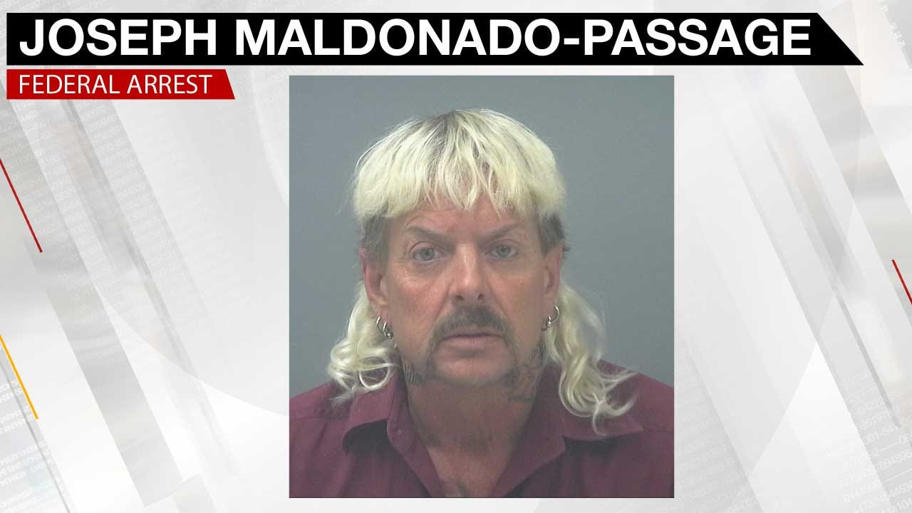 'Joe Exotic' Indicted In Murder-For-Hire Plot