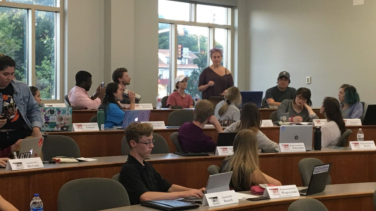 [UNFILTERED]: New OU Cross Neighborhood Poses Safety Risks, Residents Address Student Congress