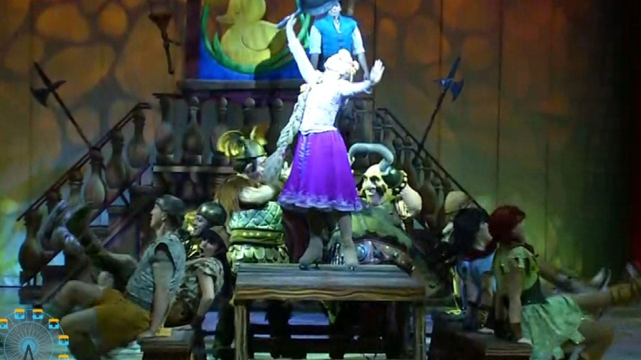 """News 9 Goes Behind-The-Scenes With Disney On Ice's """"Dare To Dream"""""""