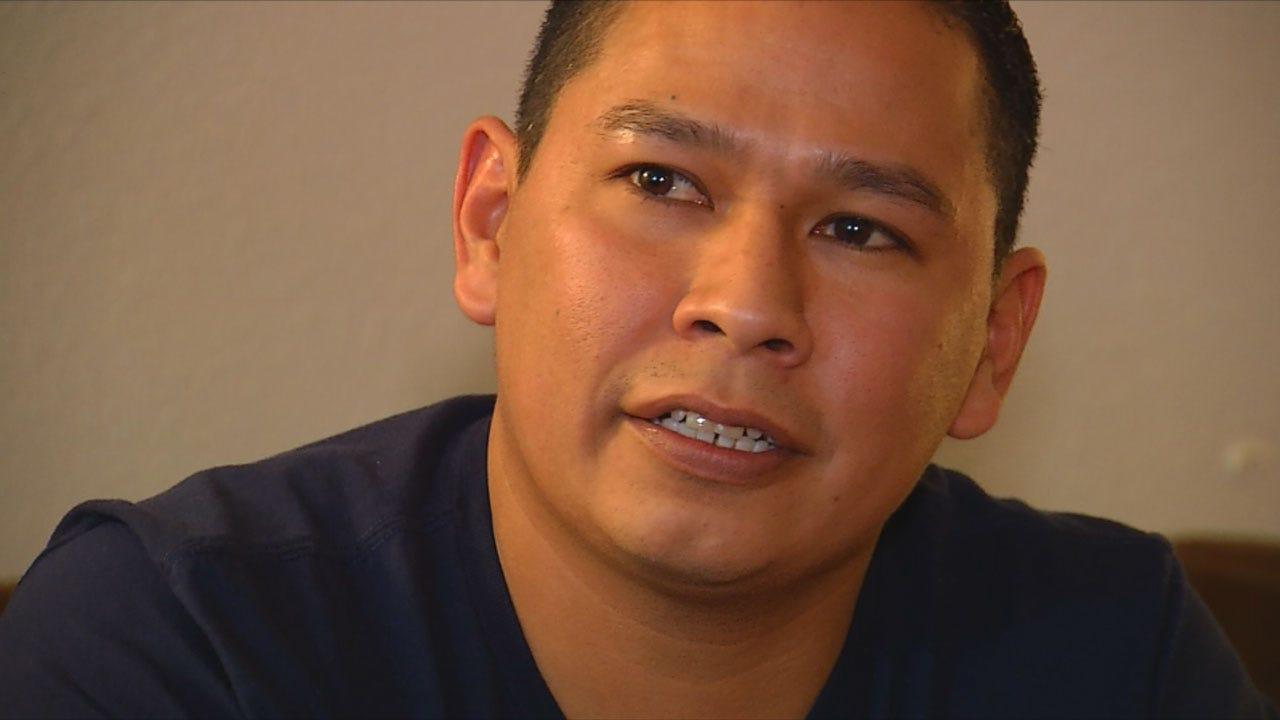 Witness Says He's 'Hyper-Aware Of His Surroundings' After El Reno Shooting