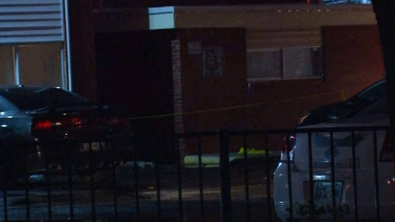 Police Search For Suspects Involved In Shooting At SW OKC Apartment