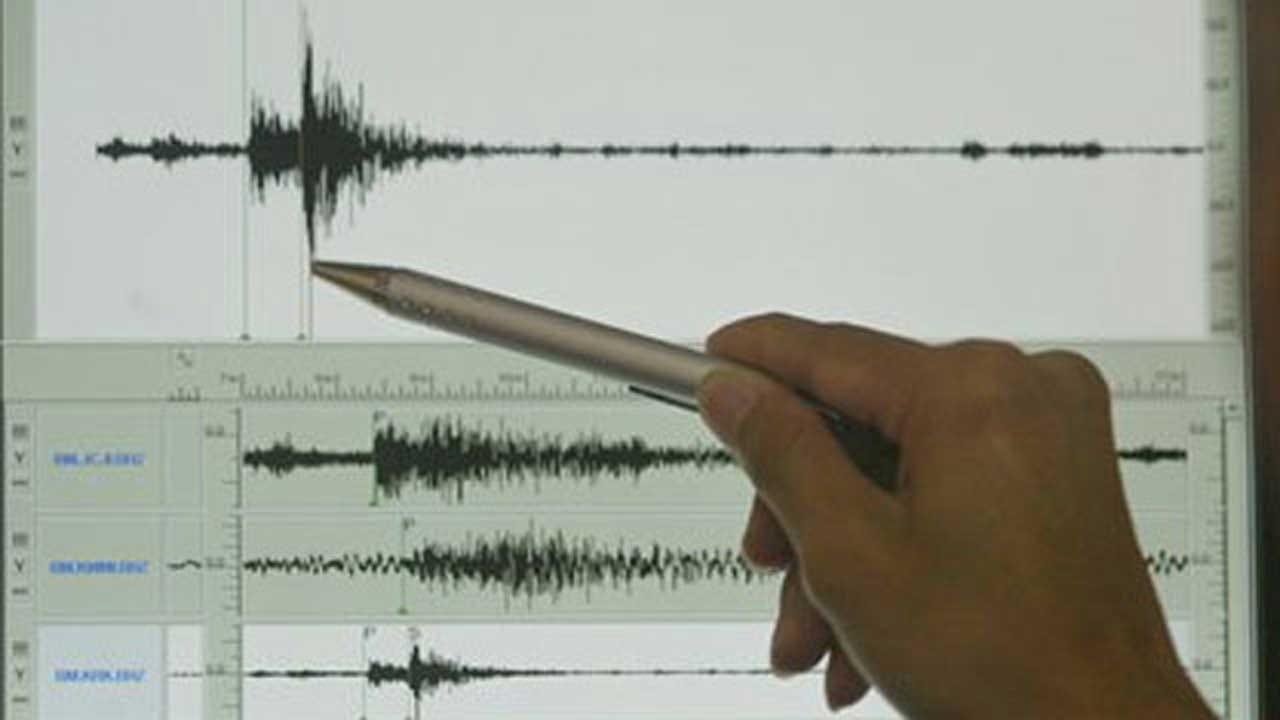 Quake Reported In Northwest Oklahoma