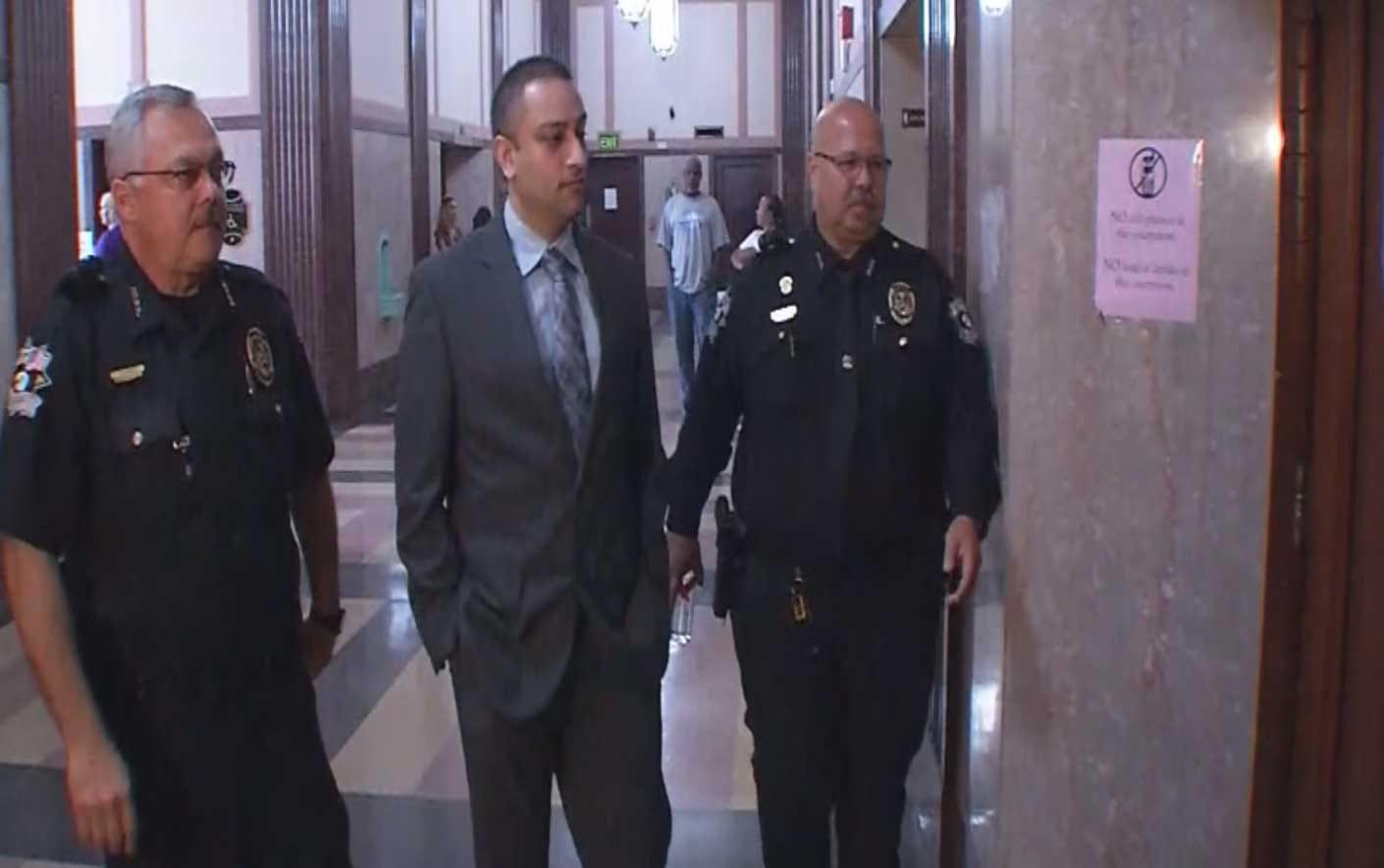 Jury Finds Bert Franklin Guilty Of Killing Toddler, Murder-For-Hire Plot