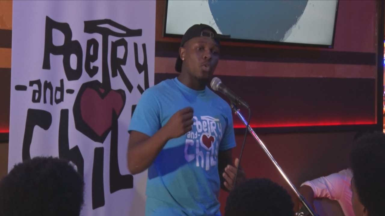 United Voice: 'Poetry And Chill' Inspires OKC Youth To Find Their Voice