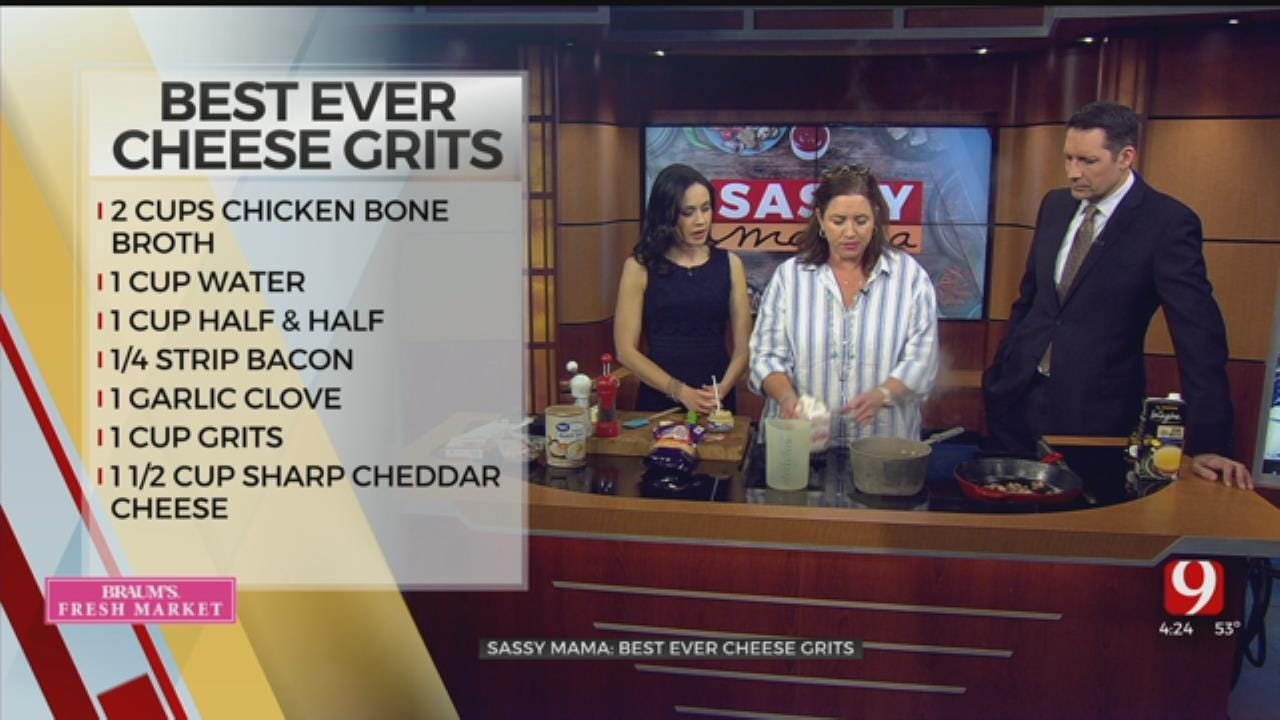 Best Ever Cheese Grits