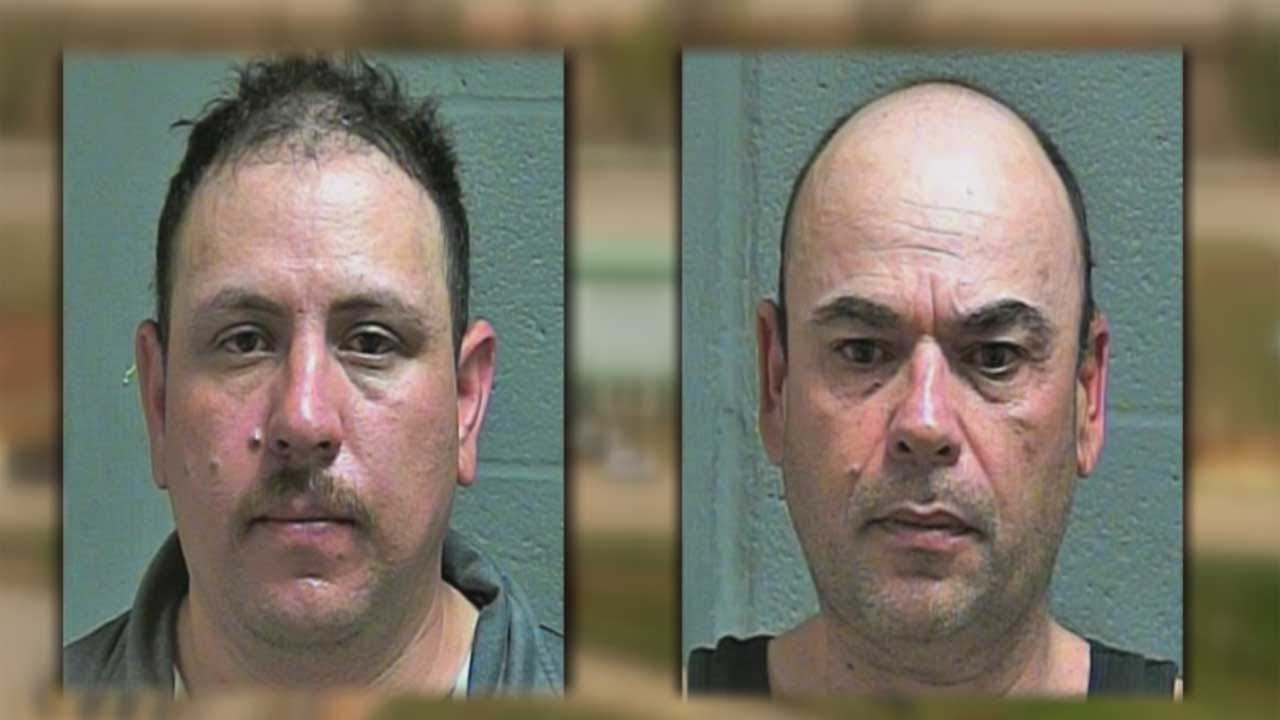 2 Arrested For Allegedly Assaulting Horse Trainer At Remington Park In OKC