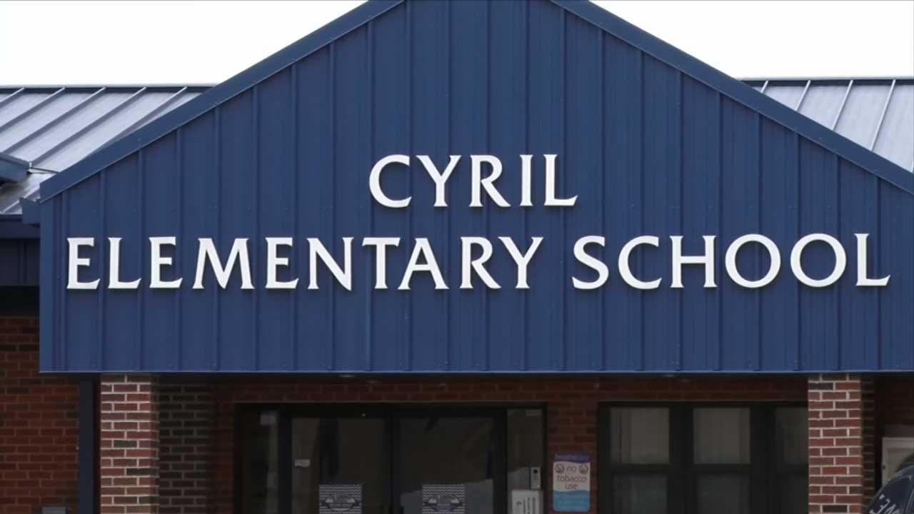 Family Files Police Report After 4-Year-Old Left Alone On Cyril School Playground