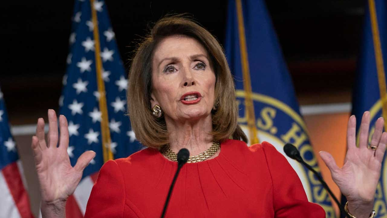 Speaker Pelosi Disputes GOP, Says Russia Case Not Closed