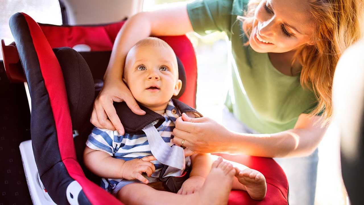 Infant Crisis Services Car Seat Giveaway