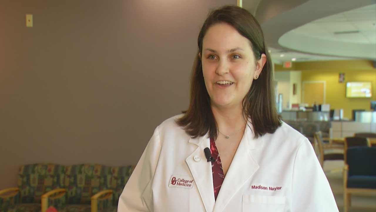 Oklahoma City Bombing Survivor To Become Doctor