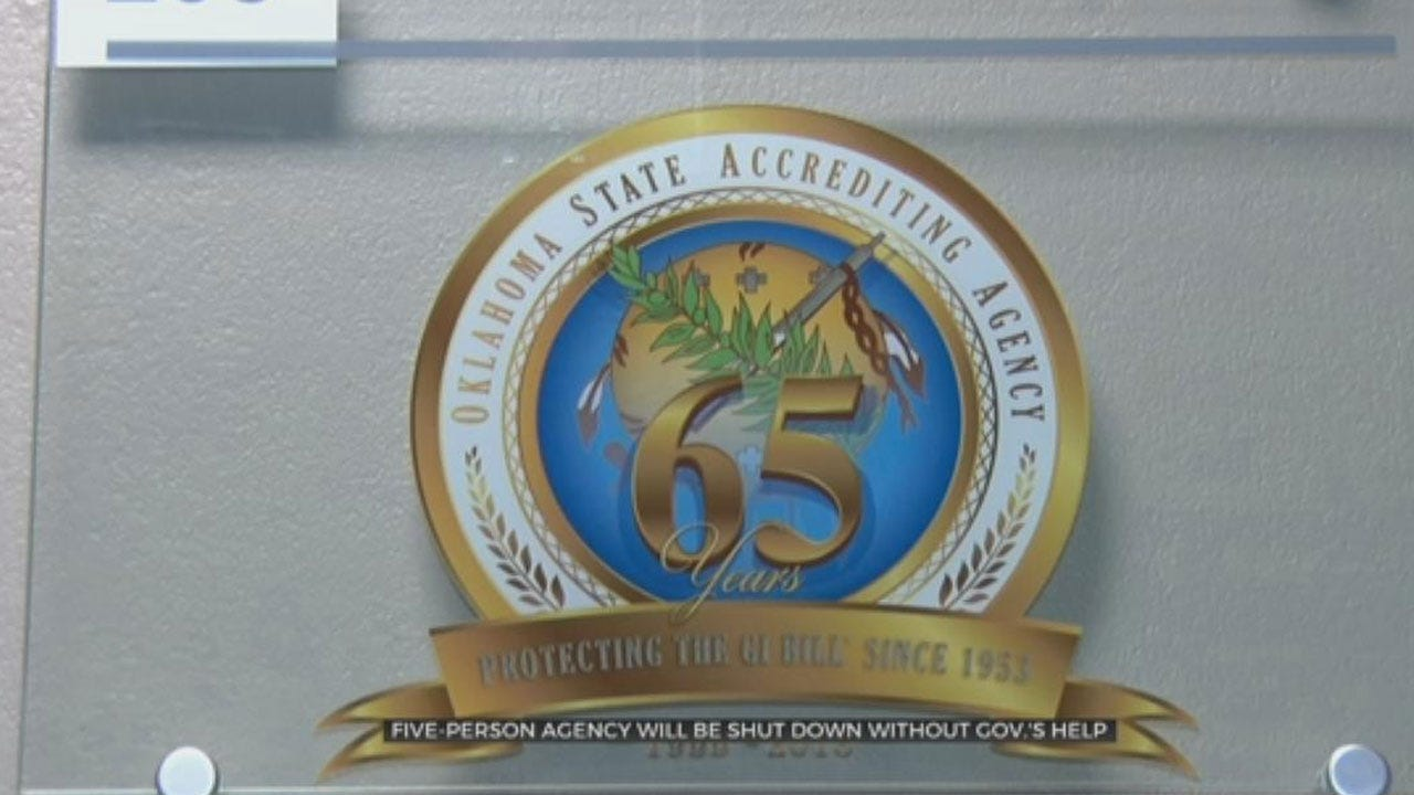 5 Person Accrediting Agency Confused, Worried About Agency's Future