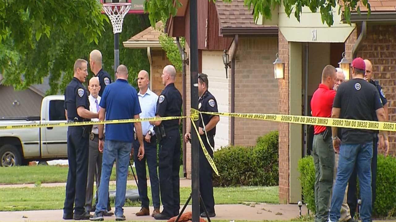 Edmond High School Senior Dies In Officer-Involved Shooting
