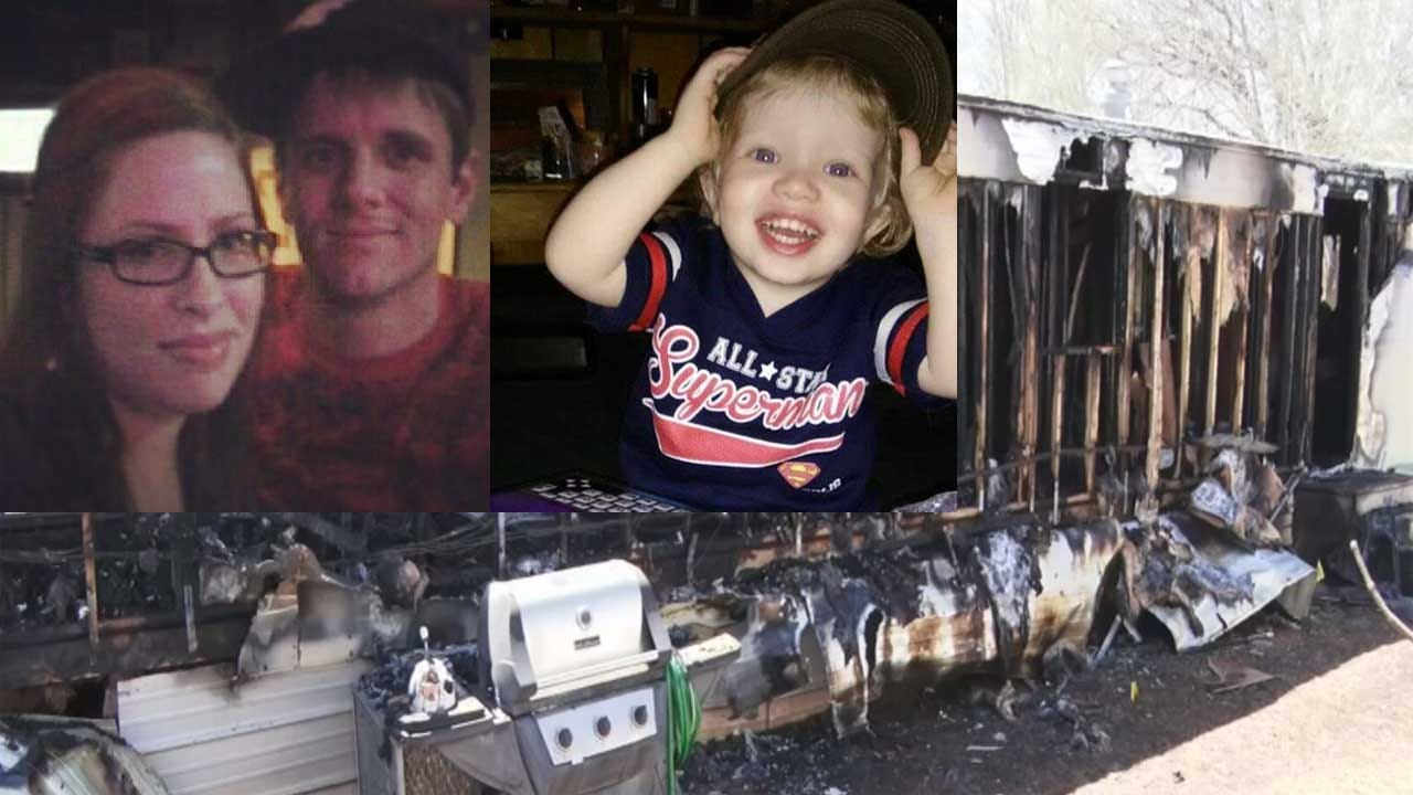 Community Mourning After 3 Die In Elk City Mobile Home Fire