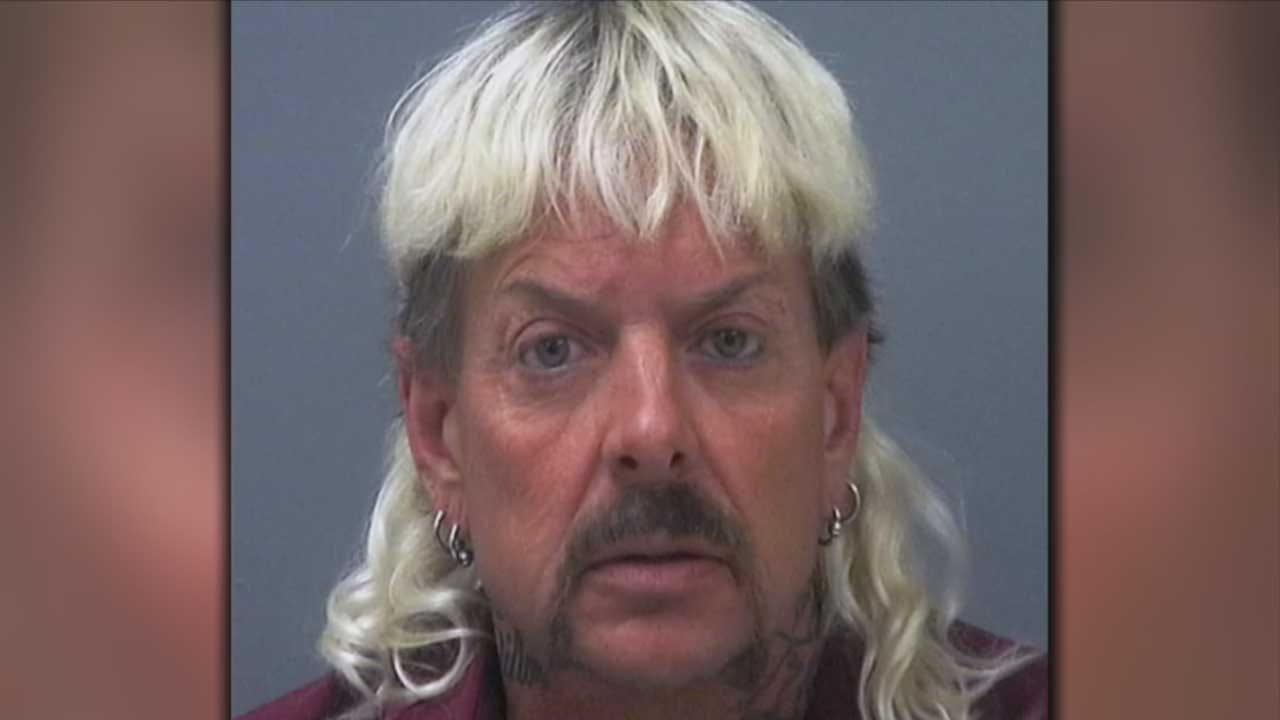 'Joe Exotic' Sentenced To 22 Years In Federal Prison