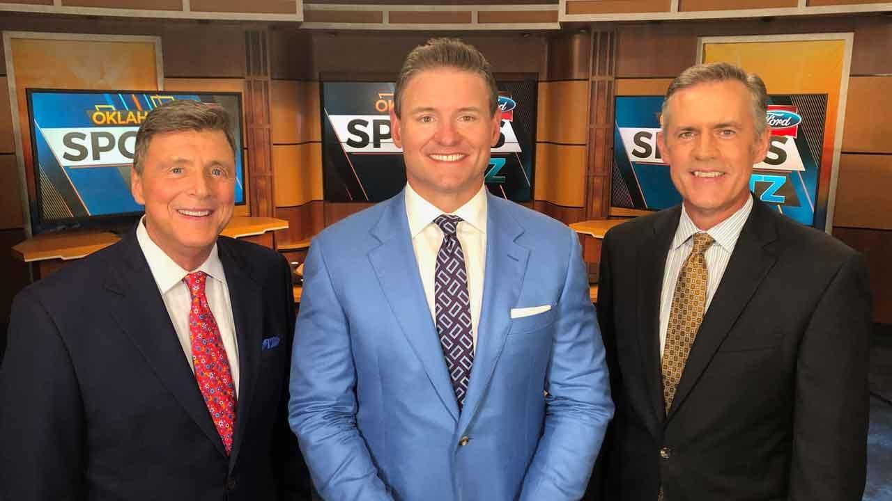 Former OU, NFL Player Dusty Dvoracek To Make News 9, News On 6 Debut