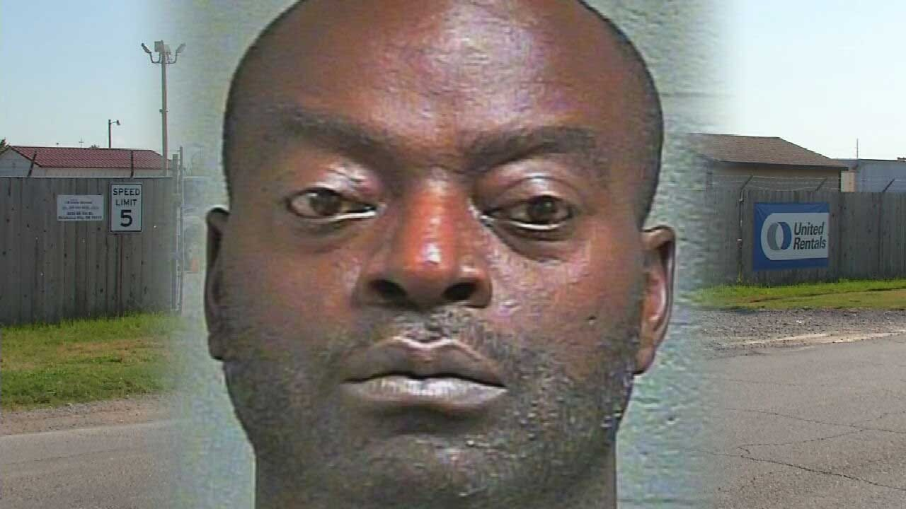 Man Accused Of Threatening To Kill Co-Workers After Fired From OKC Business