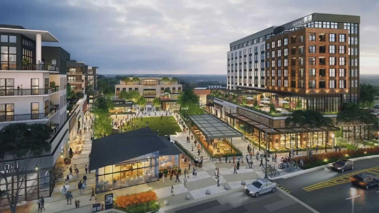 OKC City Council Approves Major Retail, Residential Development Near Penn Square Mall