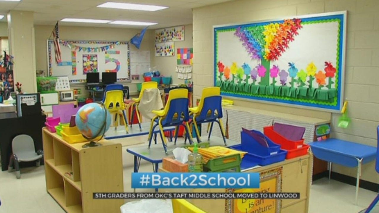 OKCPS Forced To Reopen School To House Taft 5th Graders