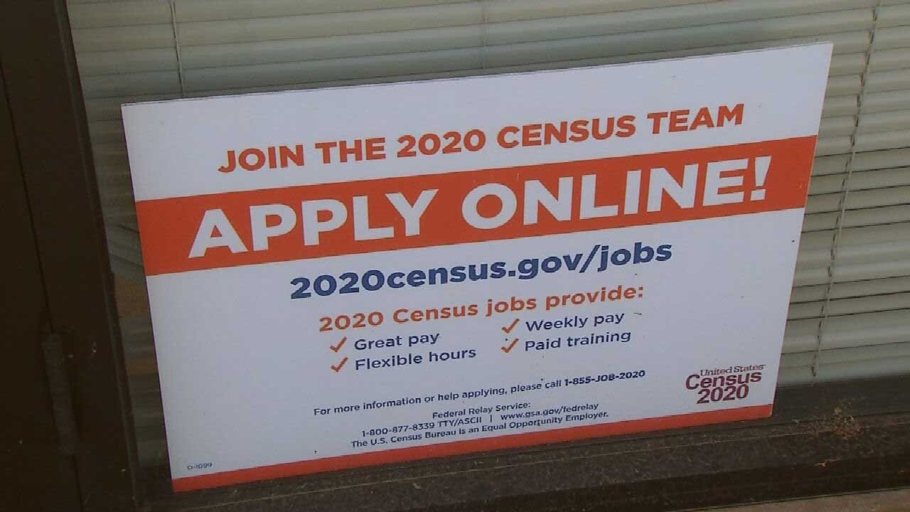2020 Census Bureau Offering Jobs In Oklahoma City