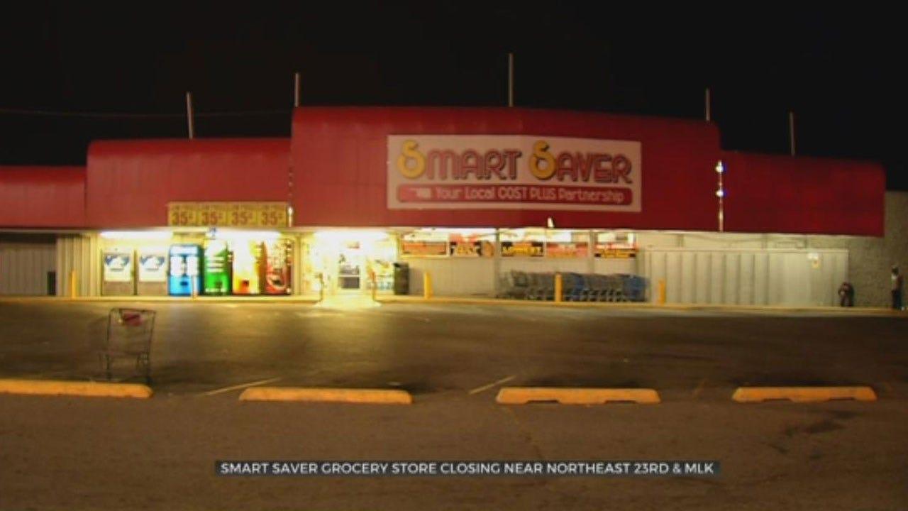 Grocery Store Closing In NE Oklahoma City