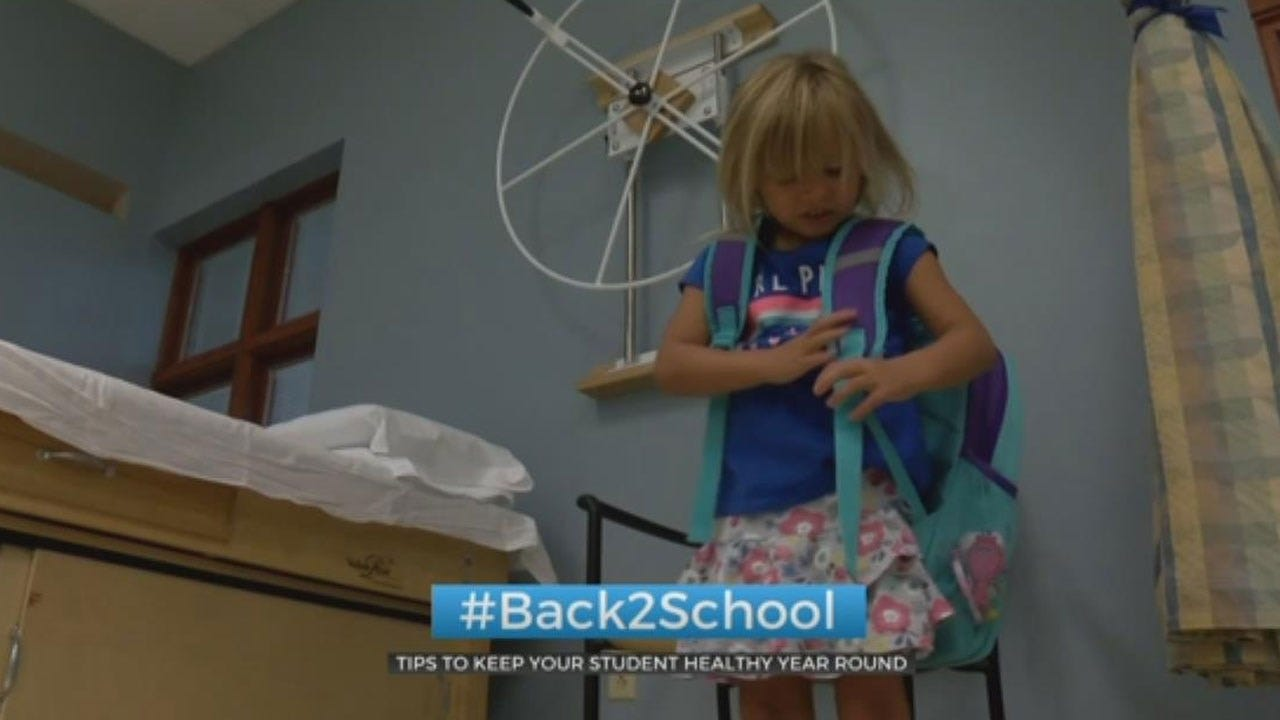 Edmond Pediatrician Shares Reminders To Keep Students Healthy Year Round