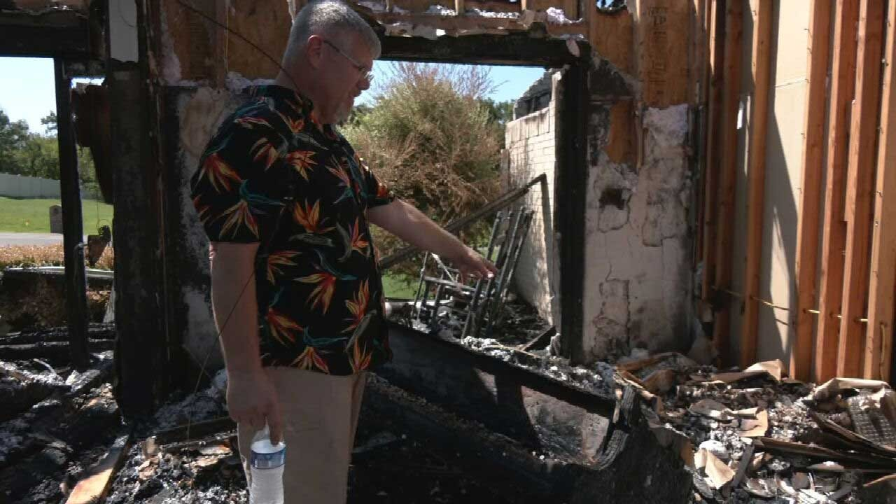Scammers Allegedly Pose As Stillwater Pastor Following House Fire