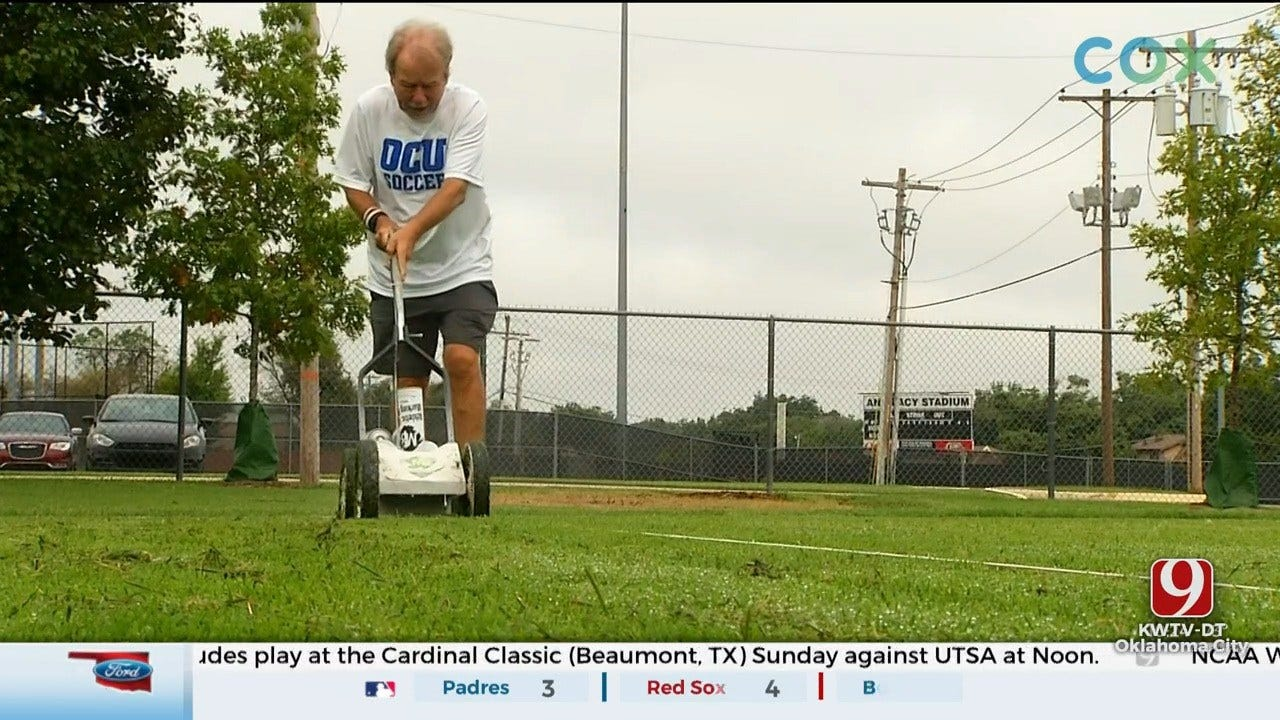 OCU's Only Soccer Coach Reflects On 34 Years