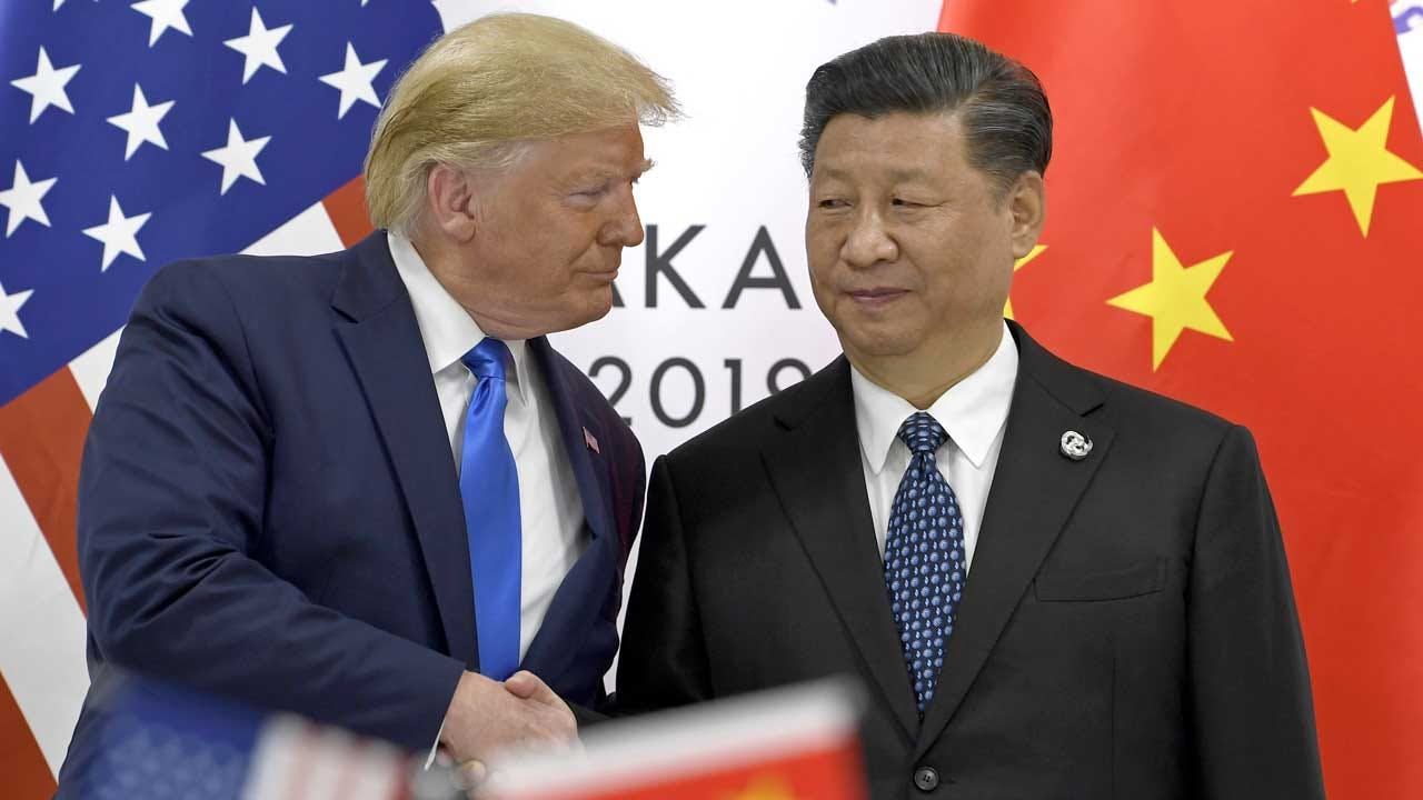 Stocks Jump After Trump Says US, China Are 'Getting Back To The Table'