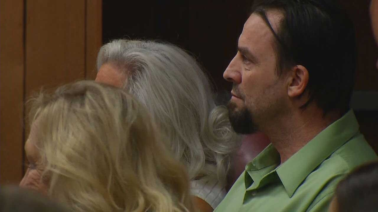 Man Convicted Of Killing Logan Co. Deputy Receives Life Without The Possibility Of Parole