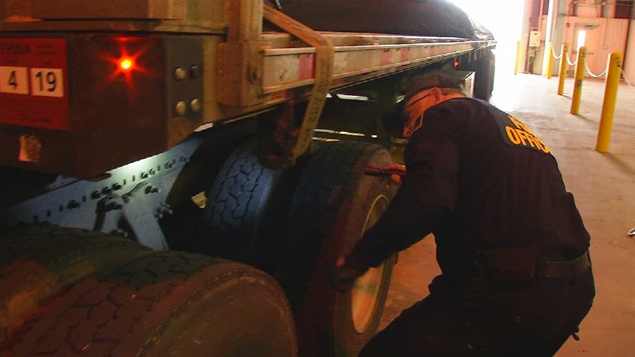 9 Investigates: A Closer Look At Trucking Safety In Okahoma