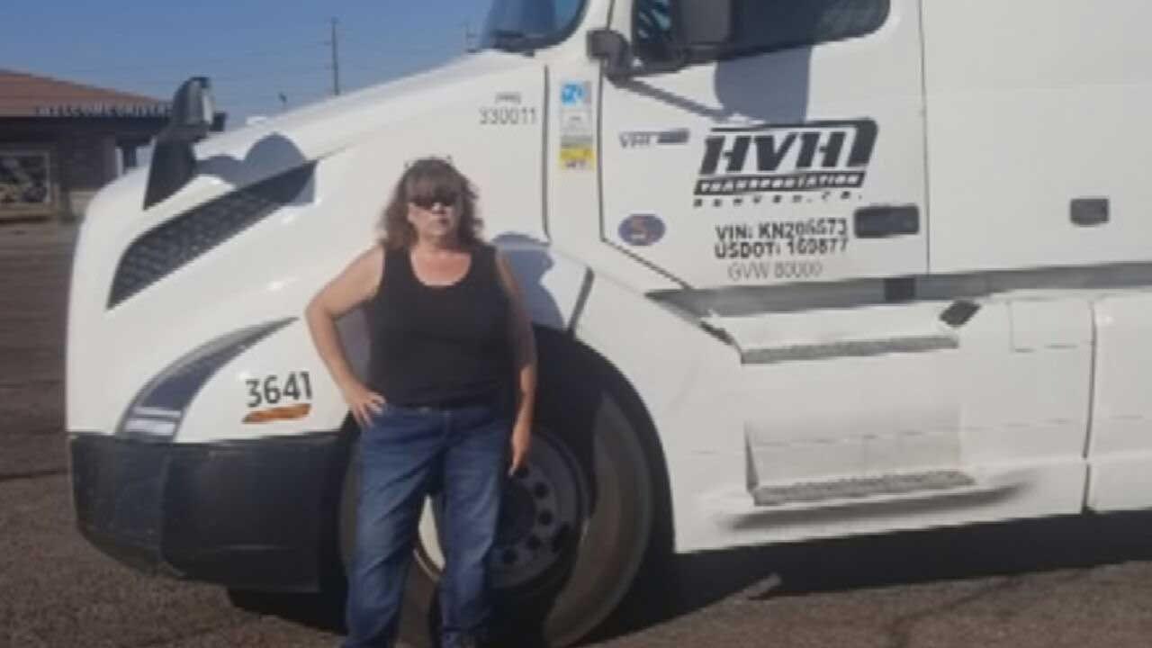 OKC Truck Driver Feels Stranded After Business Folds