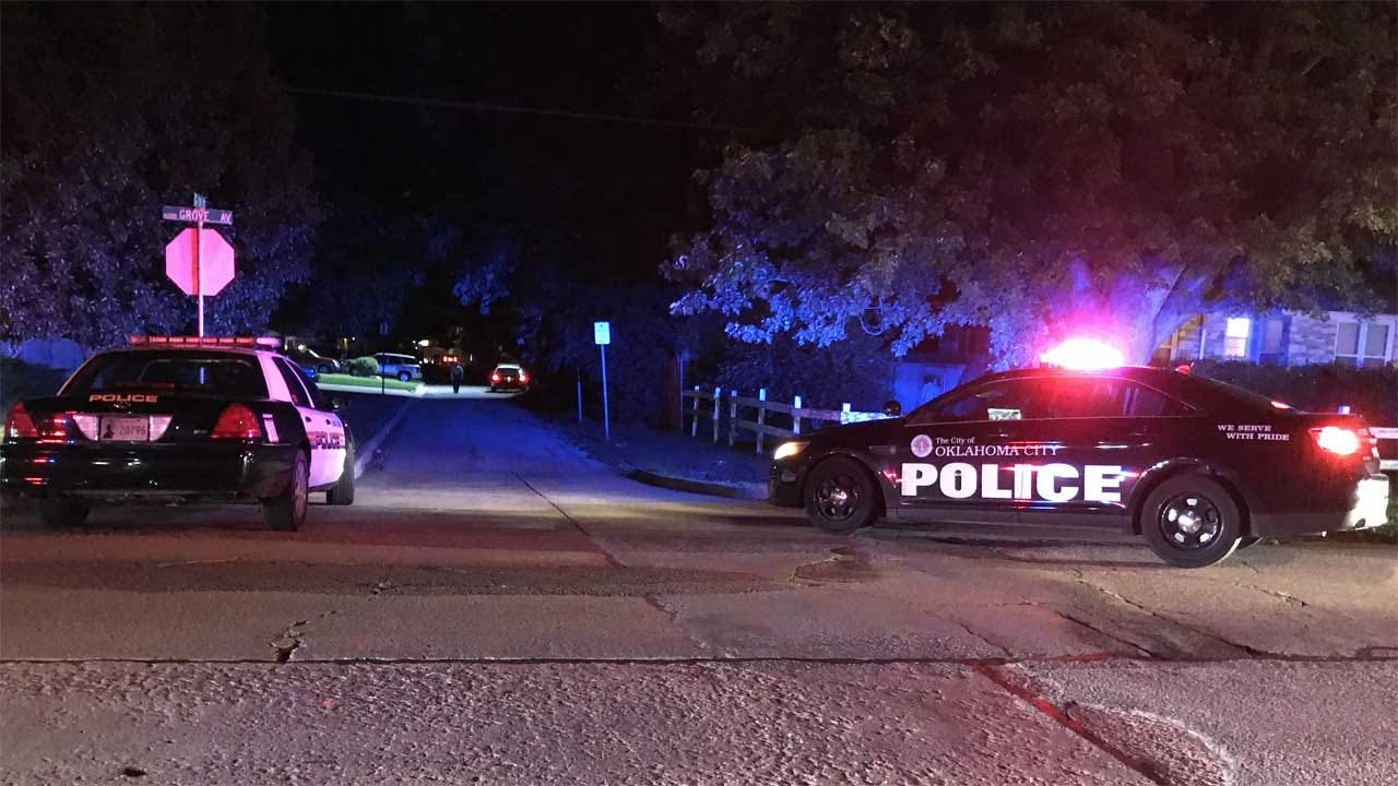 1 In Custody After Police Chase In NW OKC, Warr Acres