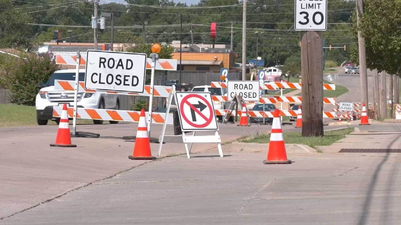 Police Have Written Over 100 Tickets For Stillwater Construction Zone Violations