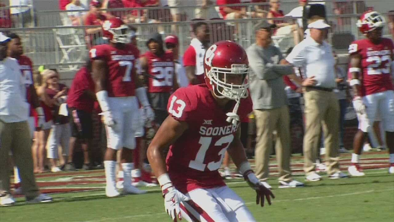 OU's Defensive Back Tre Norwood Out For Season