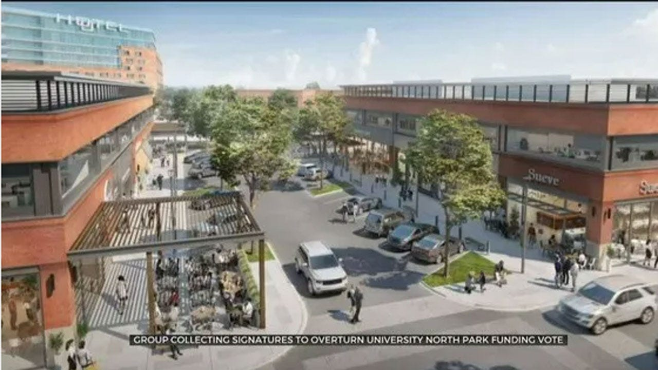 Group Collecting Signatures To Overturn University North Park Funding Vote