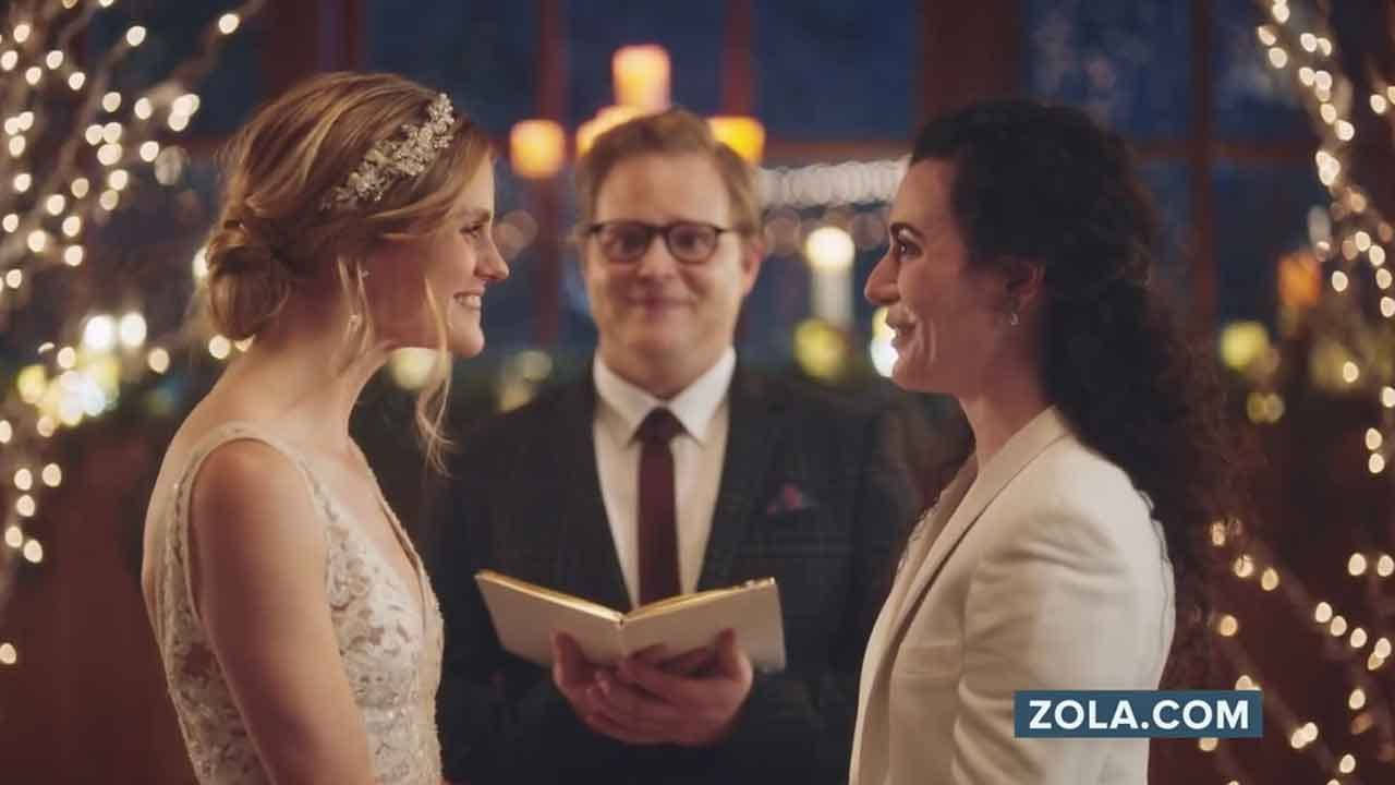 Hallmark Says It Will 'Reinstate' TV Ads Featuring Same-Sex Couple After Outcry