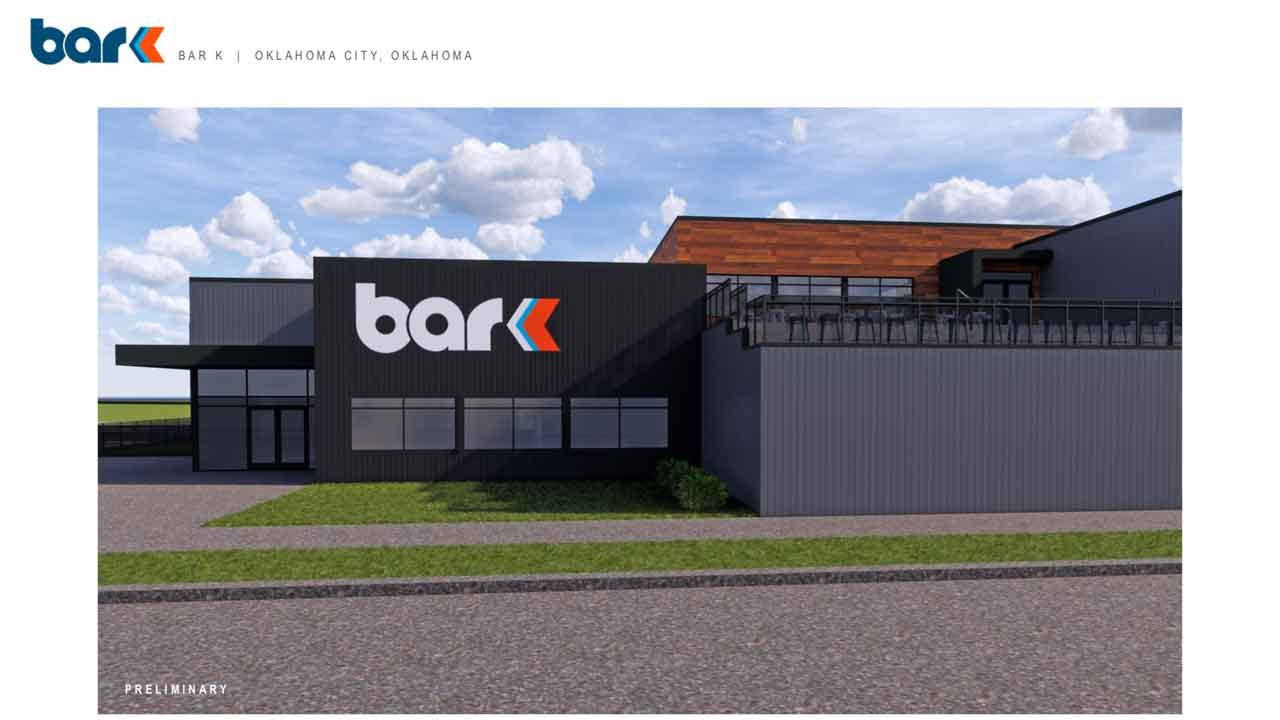 Bar K; Combined Dog Park, Bar, Restaurant & Event Space Coming To OKC