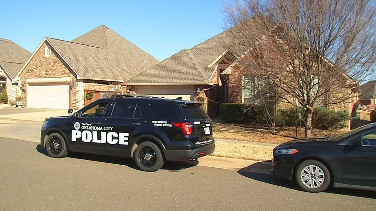 NW OKC Couple's Argument Turns Deadly, Police Investigating Attempted Murder-Suicide