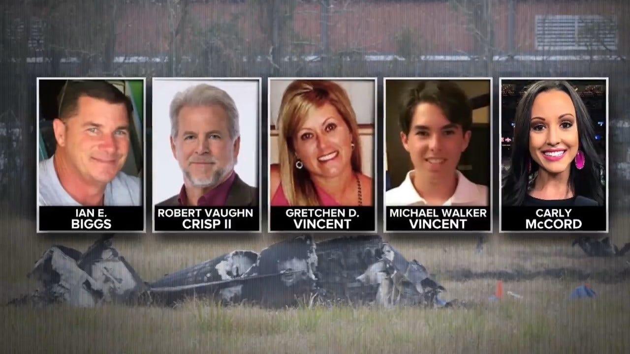 Officials Struggle To Determine Cause Of Fatal Louisiana Plane Crash