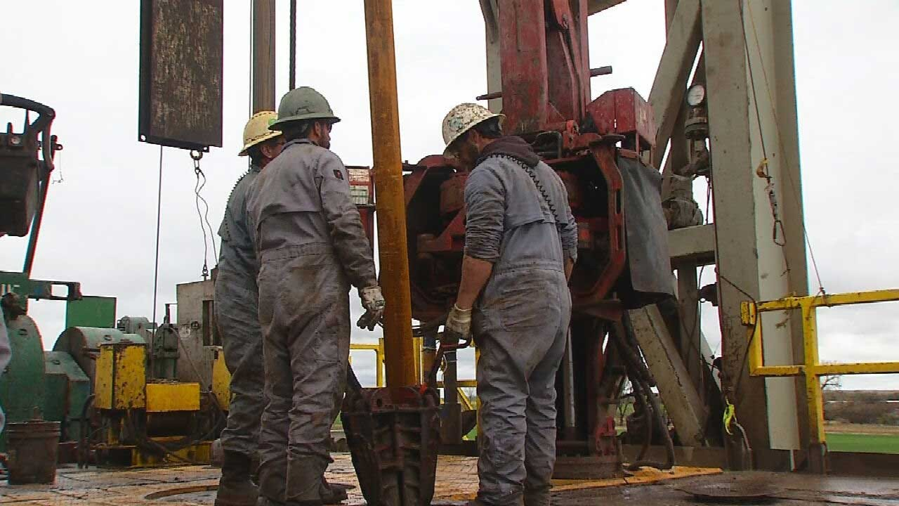 9 Investigates: Oklahoma Oil Industry Going Through Rough Patch