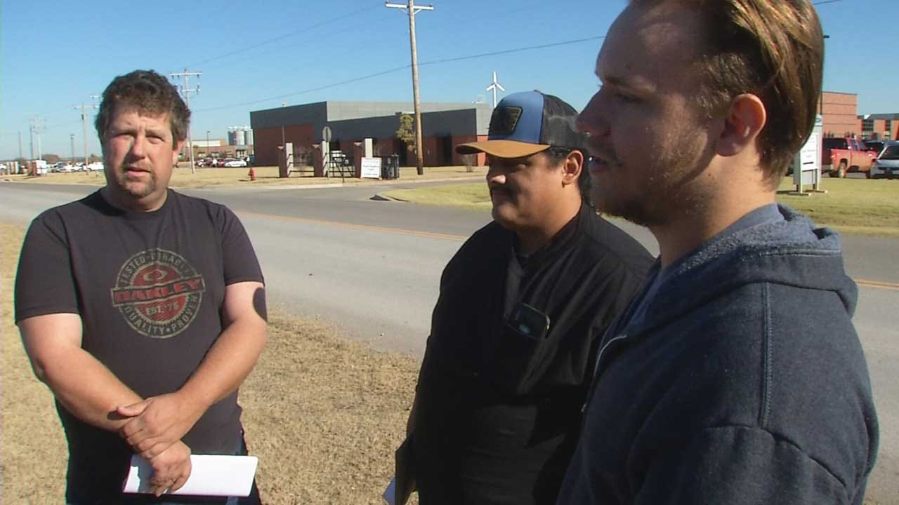 El Reno Job Fair Offers Hope To Laid Off Halliburton Workers