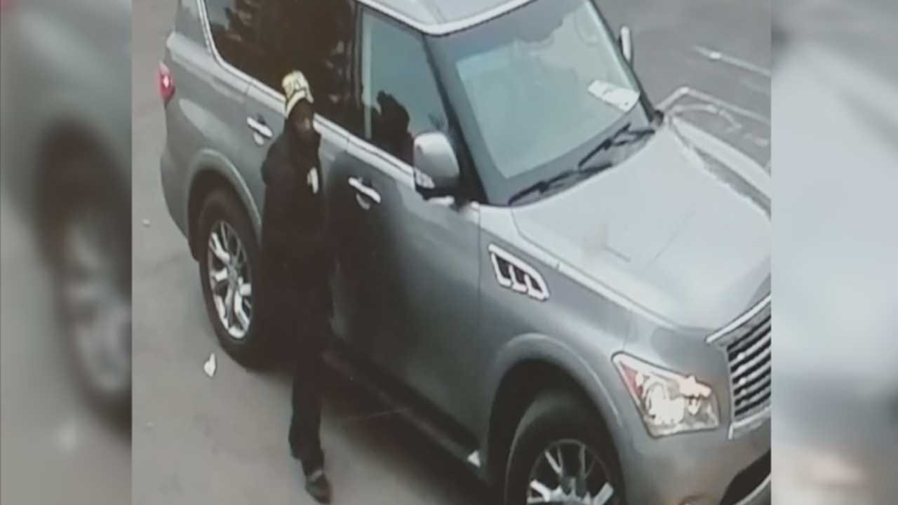 OKC Police Searching For Thief Targeting Cars At Daycares