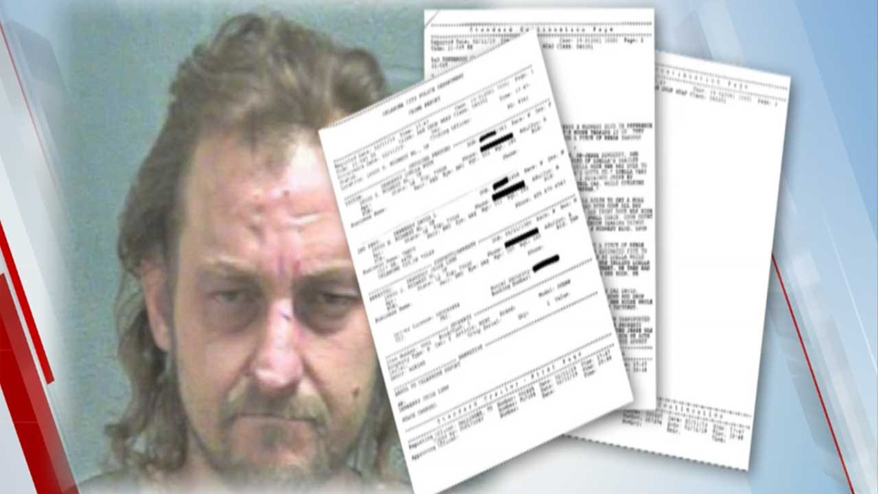 OKC Man Tries To Attack Neighbor With Large Piece Of Rebar